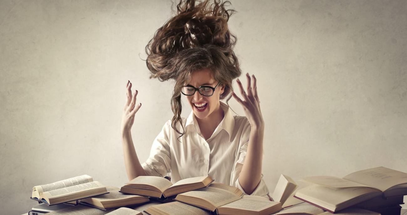 Keine Panik - 5 Tipps für die Last-minute-Hausarbeit