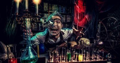 Ghostwriter Chemie