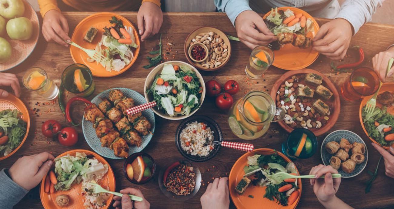 Lust mal abseits der Mensa zu essen? Die besten Alternativen!