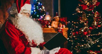 Weihnachtsmann Buch Advent Weihnachtsgeschichte