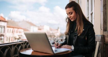 Job einer Lektorin: Anmerkungen notieren