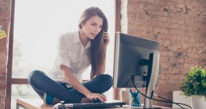 Freelancer werden: Arbeiten im Homeoffice