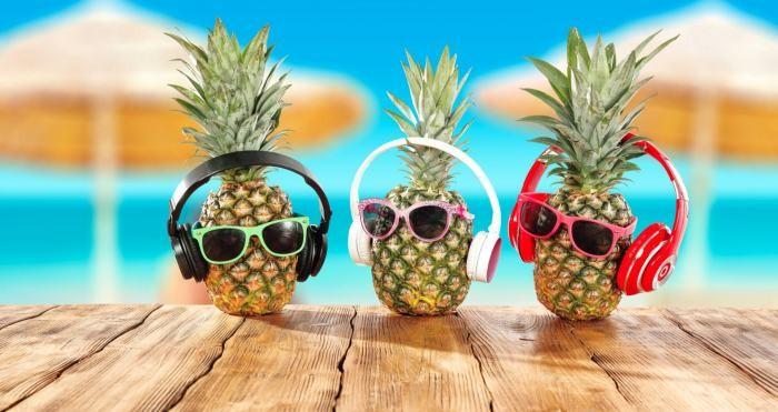 Urlaub mit Ananas für wenig Geld
